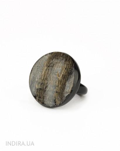 Кольцо из рога водного буйвола