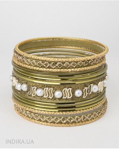 Set of Bracelets for Oriental Dancing