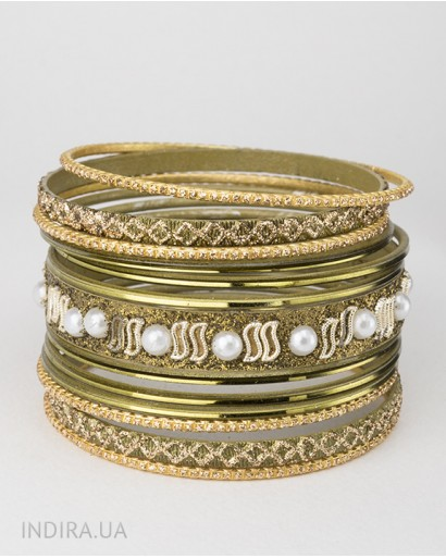 Набор браслетов для восточных танцев