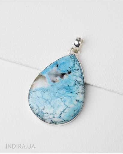 Dendrite Opal Pendant