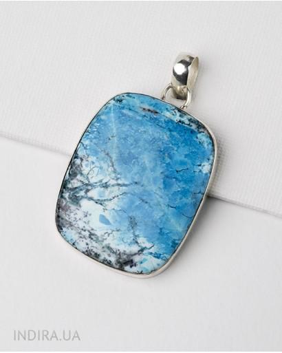 Dendritic Opal Pendant