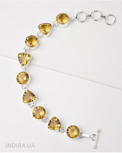 Imperial Topaz Bracelet