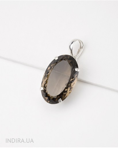 Smoky Quartz Pendant