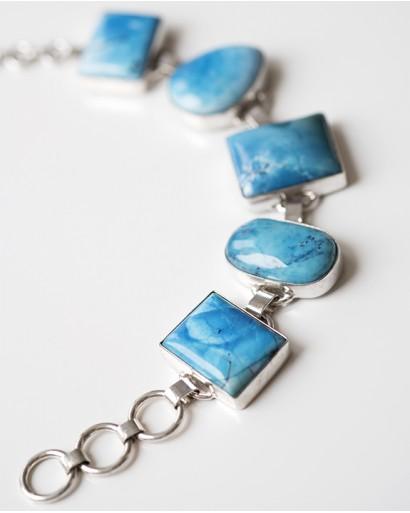 Dendritic Opal Bracelet