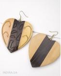 Wood Earrings