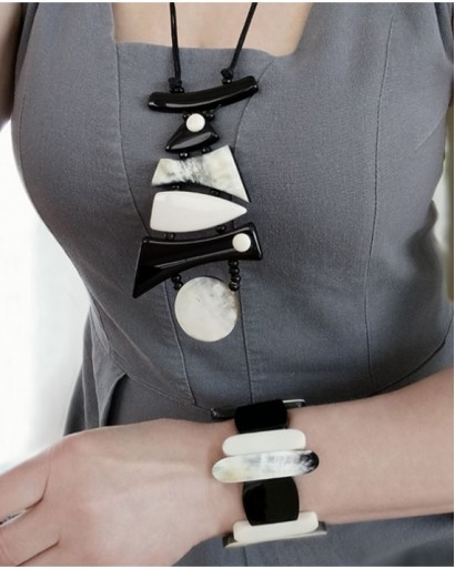 Horn Bracelet