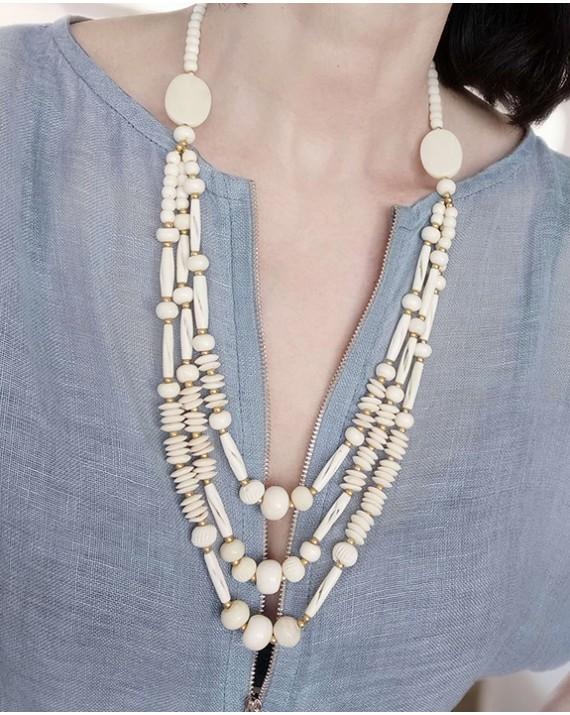 Bone Necklace