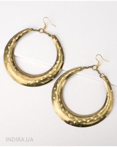 Brass Earrings