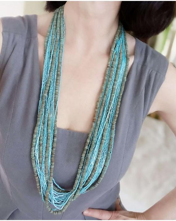 Mango Wood Necklace