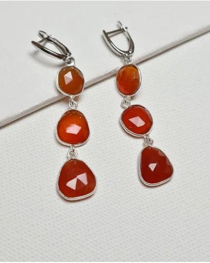 Сarnelian Earrings
