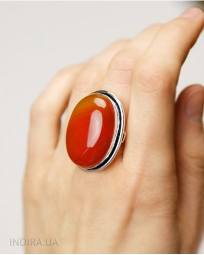 Cornelian Ring